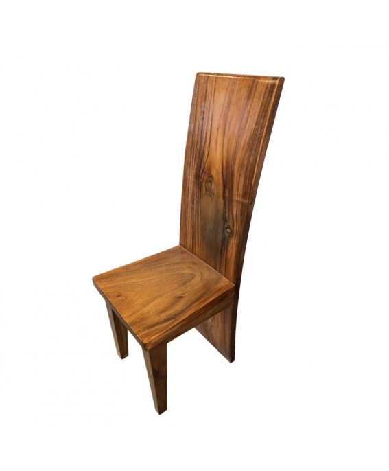 Design Chair in Suar Solid Wood